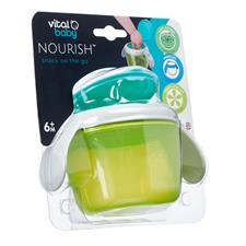 Baby products wholesaler of Vital Baby NOURISH Snack On The Go Pop