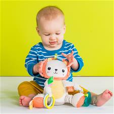 Baby products wholesaler of Bright Starts Bunch O Fun Lion
