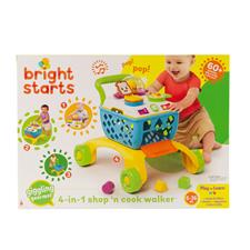 Bright Starts Giggling Gourmet 4 in 1 Shop n Cook