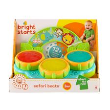 Bright Starts Safari Beats Drum Kit