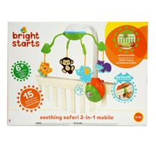 Bright Starts Soothing Safari Mobile