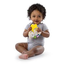 Baby products distributor of Bright Starts Taggies Chew and Soothe Pals