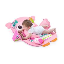 Baby products wholesaler of Bright Starts Tummy Time Prop and Play Owl