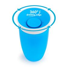 Distributor of Munchkin Miracle 360 Sippy Cup Blue 296ml