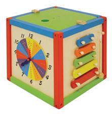 East Coast Rest and Play Activity Cube