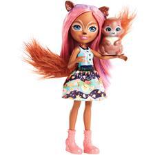 Enchantimals Sancha Squirrel Doll