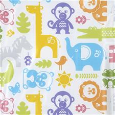 Fisher-Price Changing Mat Jungle Puzzles