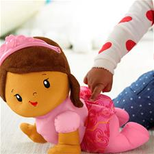 Fisher-Price Touch n Crawl Princess