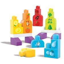 Mega Bloks First Builders & 123 Count Assortment