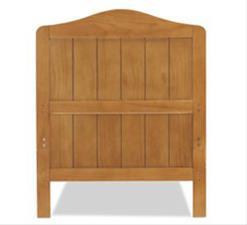 Mothercare Darlington Cot Bed Antique
