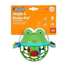 Baby products wholesaler of Oball Jingle and Shake Pal