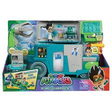 Baby products wholesaler of PJ Masks Romeo's Lab Playset