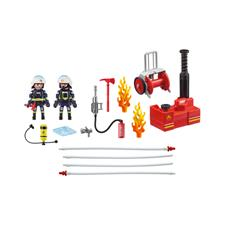 Supplier of Playmobil Firefighters with Water Pump