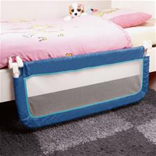 Safety 1st Adjustable Portable Bed Rail Blue