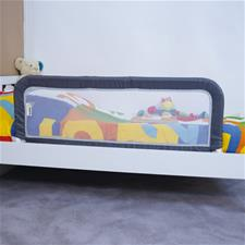 Safety First Adjustable Portable Bed Rail Grey