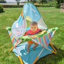 Summer Infant Pop N Jump - Folding Activity Centre/Jumper