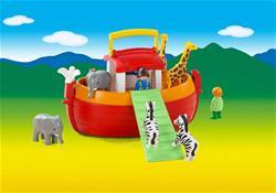 Supplier of Playmobil 1.2.3 My Take Along Noah´s Ark