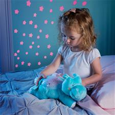 Supplier of Summer Infant Slumber Buddies Classic Harley the Hippo