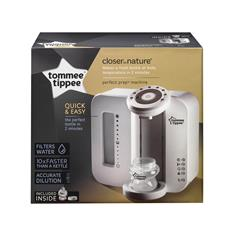 Tommee Tippee Closer To Nature Perfect Prep Machine White