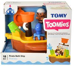 Tomy Pirate Bath Ship