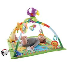 Wholesale of Fisher-Price Rainforest Melodies & Lights Deluxe Gym