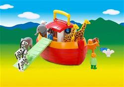 Baby products distributor of Playmobil 1.2.3 My Take Along Noah´s Ark