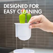 Baby products supplier of Boon CACTI Bottle Cleaning Brush Set