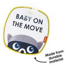 Baby products supplier of Diono Baby on the Move Signs 2Pk