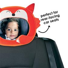 Baby products supplier of Diono Easy View Mirror Fox