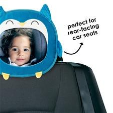 Baby products supplier of Diono Easy View Mirror Owl
