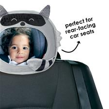 Baby products supplier of Diono Easy View Mirror Raccoon