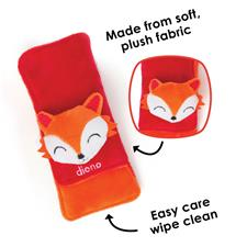 Baby products supplier of Diono Harness Soft Wraps & Linkie Toy Fox