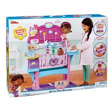 Baby products supplier of Doc McStuffins Baby All in One Nursery