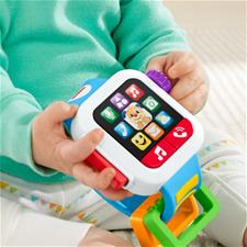 Baby products supplier of Fisher-Price Laugh & Learn Smart Watch
