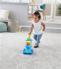 Baby products supplier of Fisher-Price Laugh and Learn Light-up Learning Vacuum