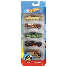 Baby products supplier of Hot Wheels Cars 5Pk