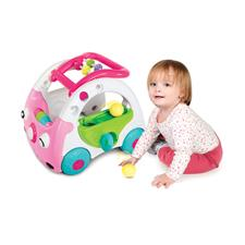Baby products supplier of Infantino Sensory 3-in-1 Discovery Car Pink