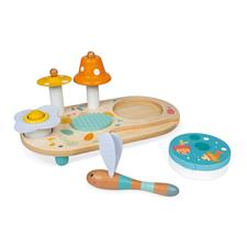 Baby products supplier of Janod Pure Musical Table