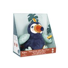 Baby products supplier of Kaloo Jungle Flying Activity Plush Alban The Toucan