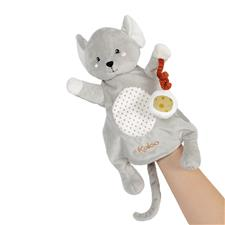 Baby products supplier of Kaloo Kachoo Plush Puppet Lili Mouse