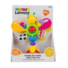 Baby products supplier of Lamaze Freddie the Firefly Table Top Toy