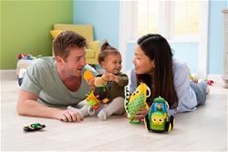 Baby products supplier of Lamaze John Deere Tractor