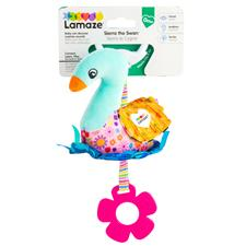 Baby products supplier of Lamaze Mini Clip & Go Sierra the Swan