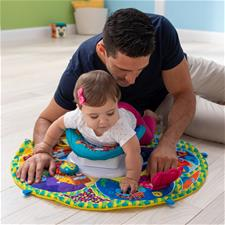 Baby products supplier of Lamaze Spin & Explore Gym