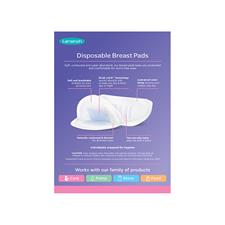 Baby products supplier of Lansinoh Disposable Nursing Pads 60Pk