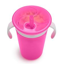 Baby products supplier of Munchkin Sippy Straw Cup and Snack Catcher