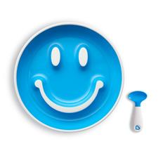 Baby products supplier of Munchkin Smile N Scoop Training Plate