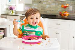 Baby products supplier of Munchkin Stay Put Suction Plate