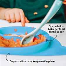 Baby products supplier of Nuby Suregrip Monkey Feeding Mat