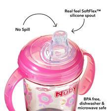 Baby products supplier of Nuby Tritan Grip N' Sip